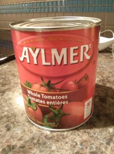 Aylmer Whole Canned Tomatoes